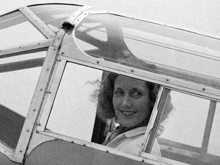 Beryl Markham volo de europa a america