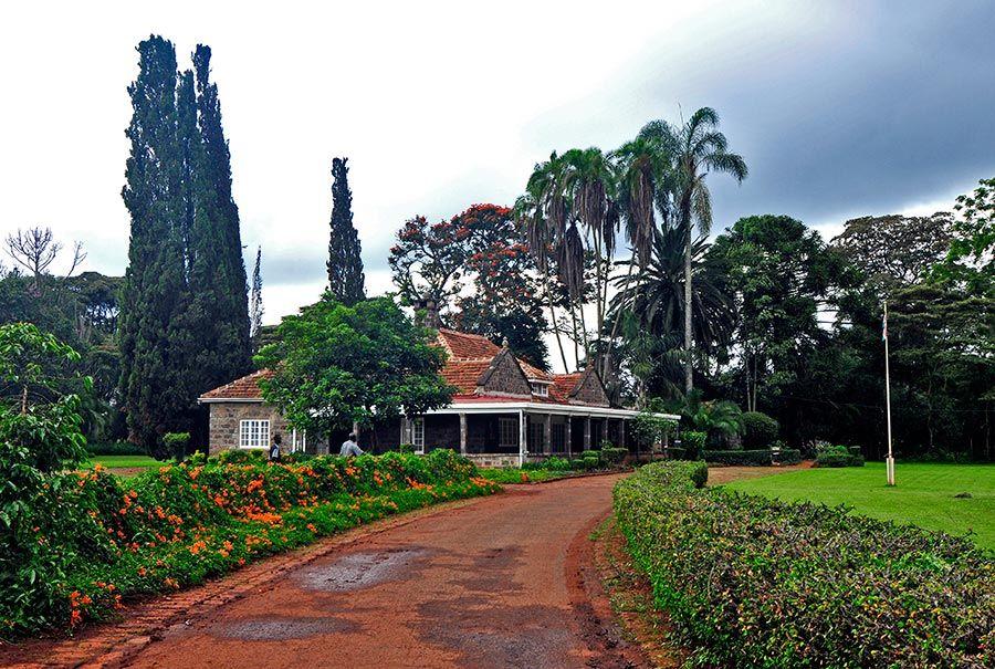 casa de karen blixen memorias africa