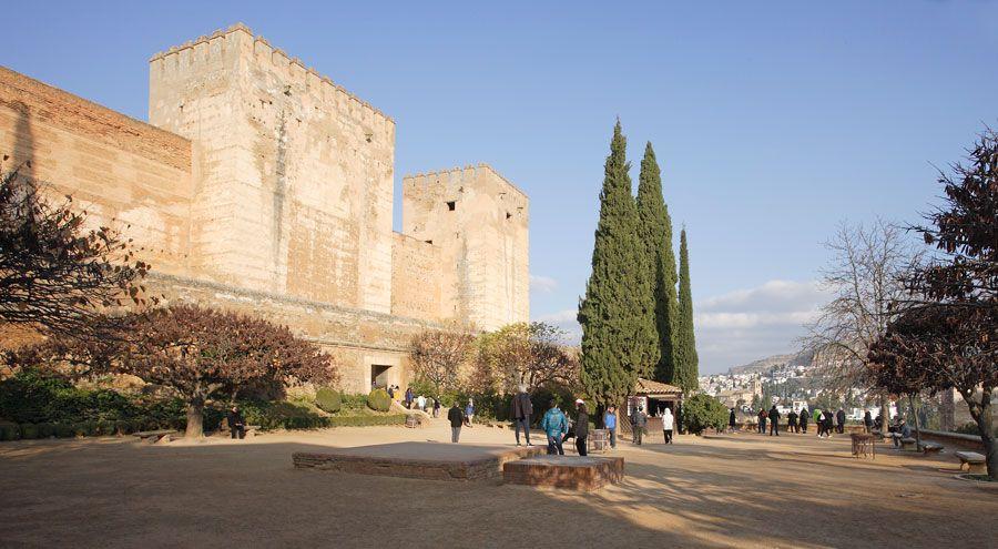 Flamenco en La Alhambra de Granada