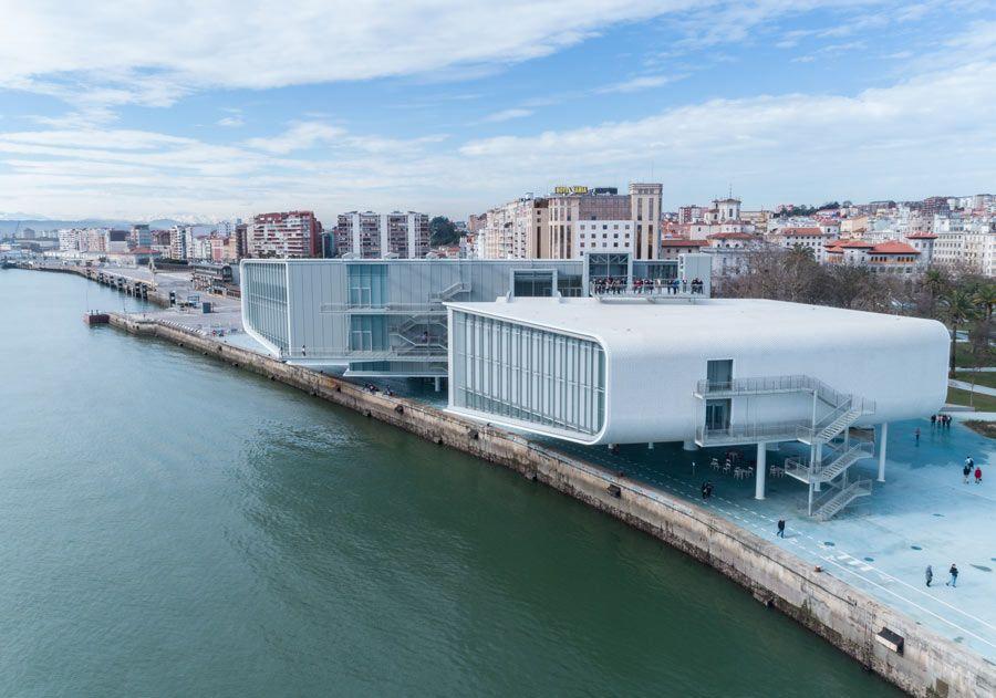 centro botin espacio cultural de Santander