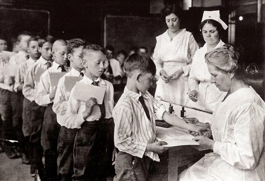 vacunacion infantil, isabel zendal, expedicion balmis