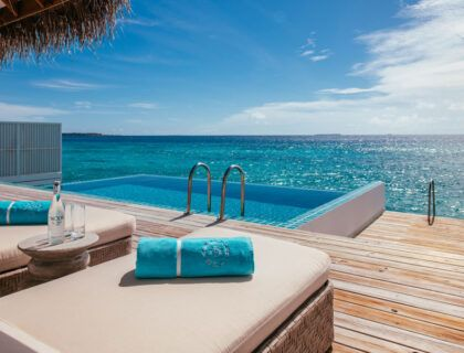 Overwaters en Maldivas