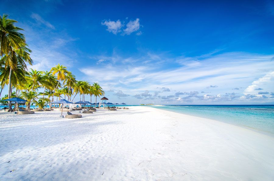 Viajes a Maldivas en pareja