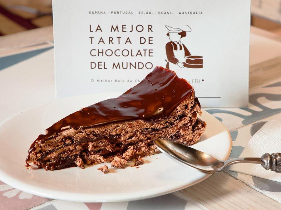 la mejor tarta de chocolate madrid