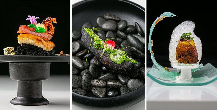 tapas creativas en bilbao, victor montes, gure toki, sorginzulo, comer bien en bilbao