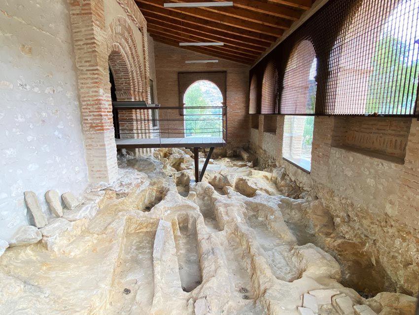 necropolis de Pradena del rincon