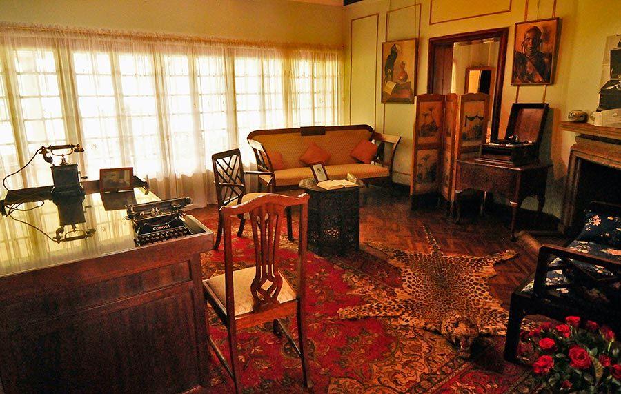 visita la casa museo de karen blixen memorias africa