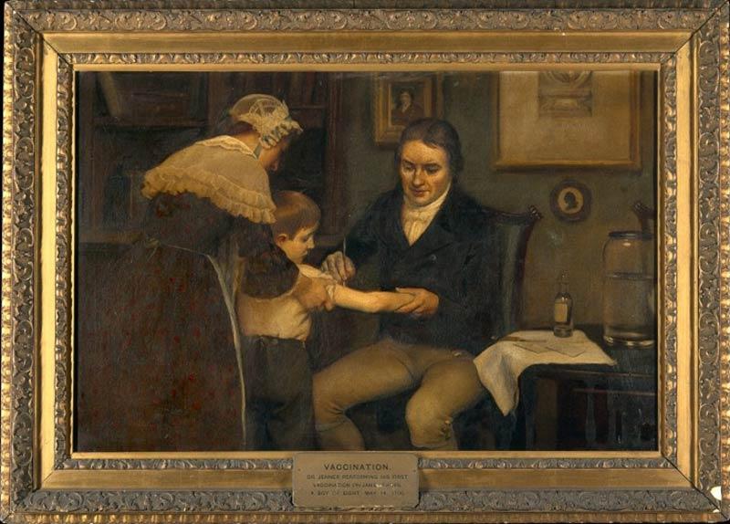 jenner, vacuna viruela, expedicion balmis