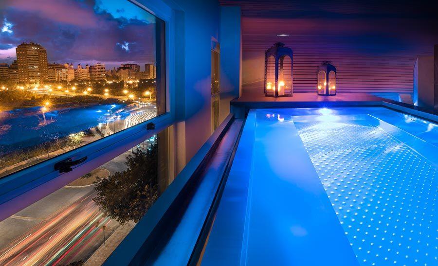 spa y belleza en valencia palace