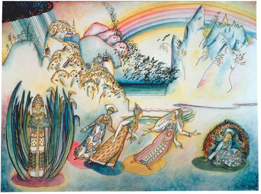 Wassily Kandinsky expresionismo aleman