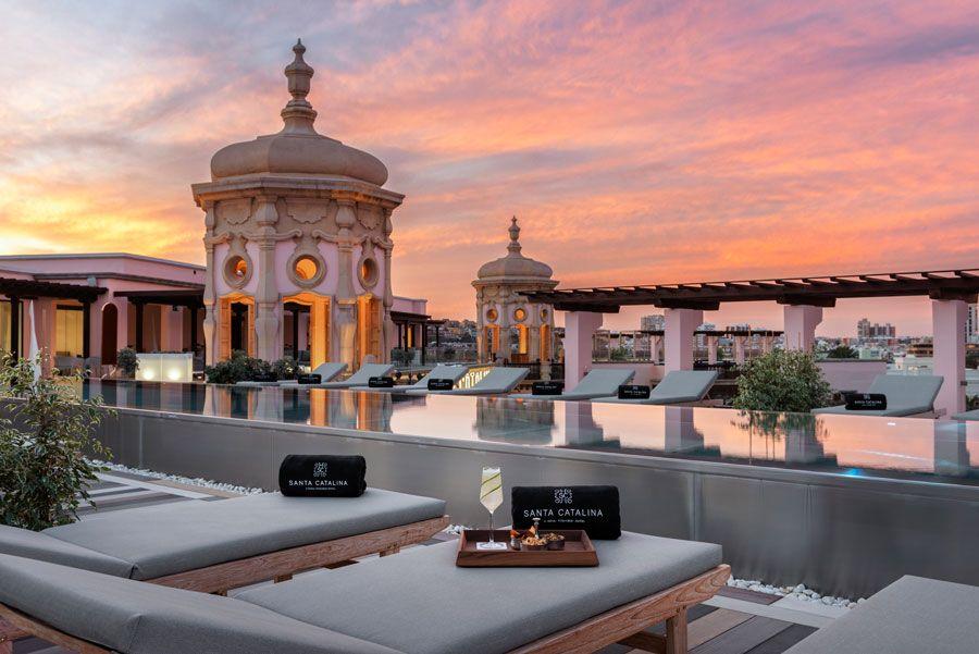 Hoteles de lujo en Gran Canaria