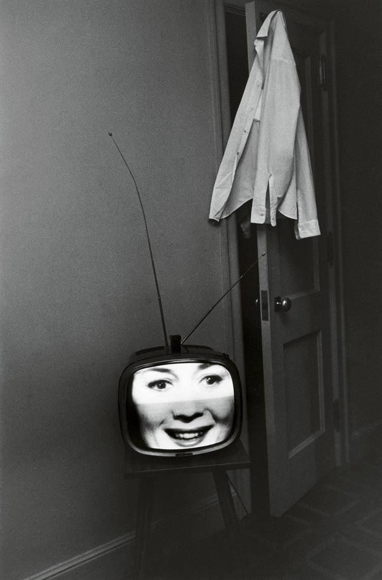 Lee Friedlander en madrid