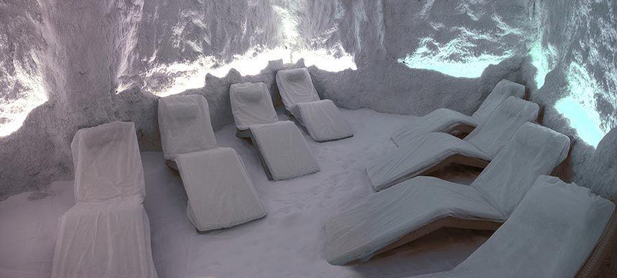 cueva de sal en saltium