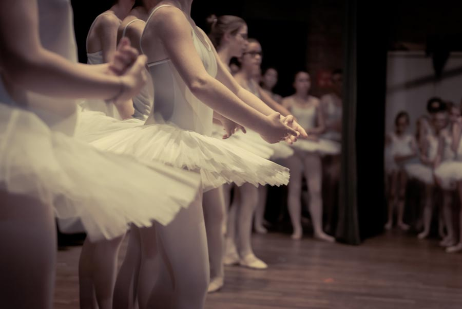 El ballet una actividad saludable y relajante