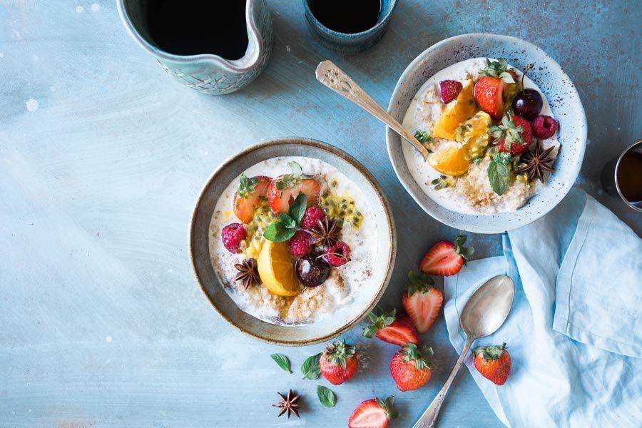 desayuno de aprovechamiento