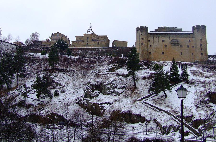 castillo de puebla de sanabria zamora