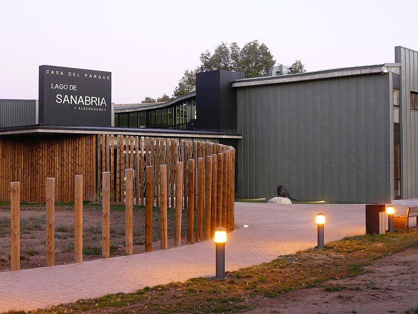 casa del parque lago de sanabria