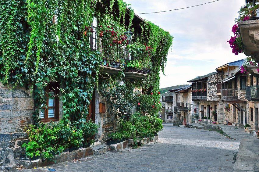 viviendas tradicionales de puebla de sanabria