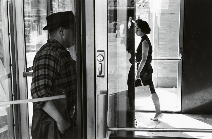 Lee Friedlander exposicion madrid