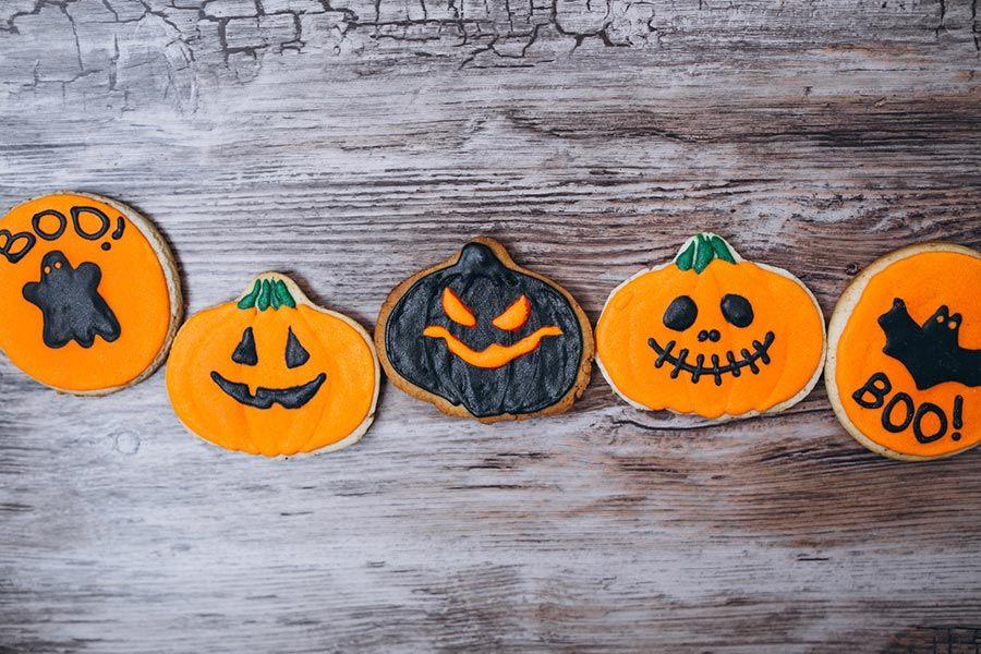 galletas halloween ninos