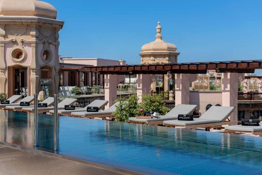 hoteles de lujo en Canarias