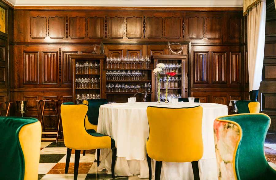 restaurantes estrella Michelin en Canarias