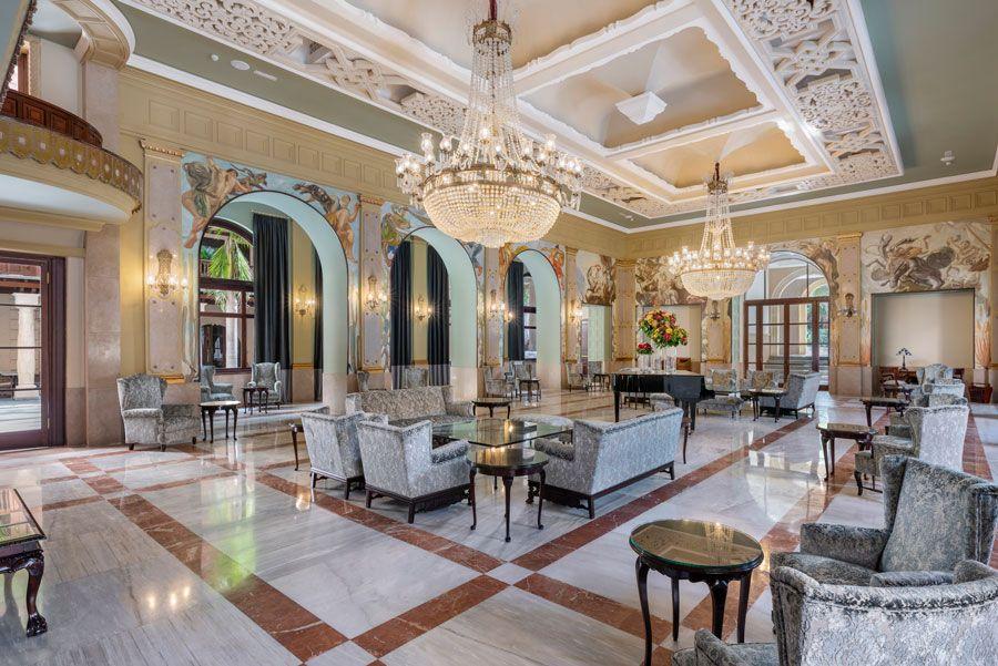 Hoteles históricos en Gran Canaria