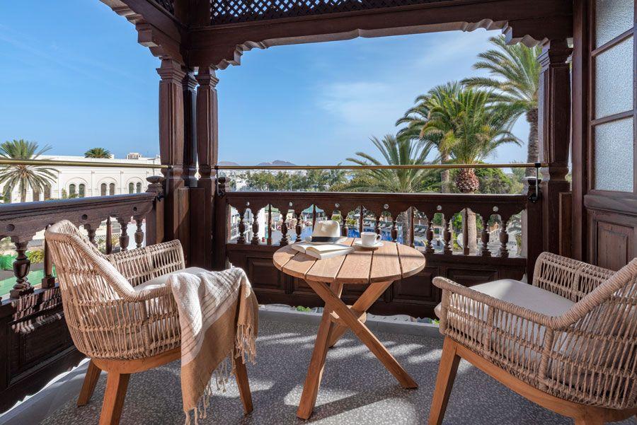hoteles cinco estrellas en Las Palmas.