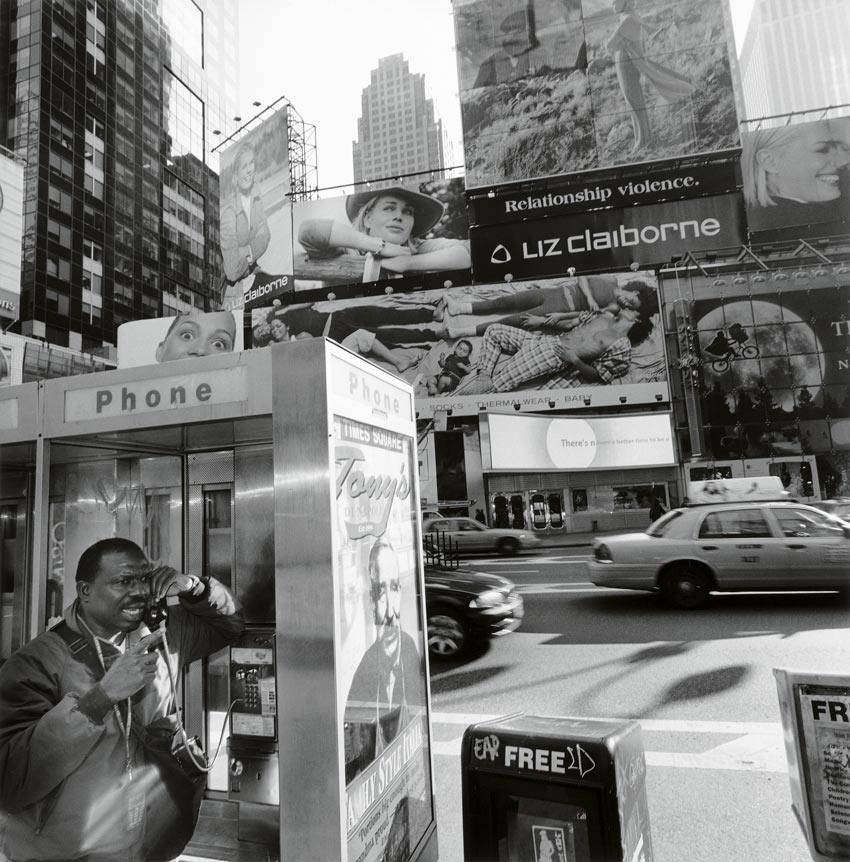 Nueva York lee friedlander