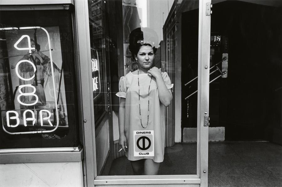 exposicion Lee Friedlander baltimore
