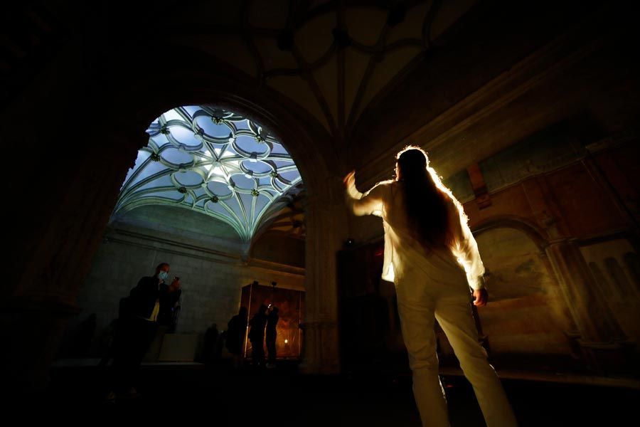 marco y luz re nacimiento monasterio ucles