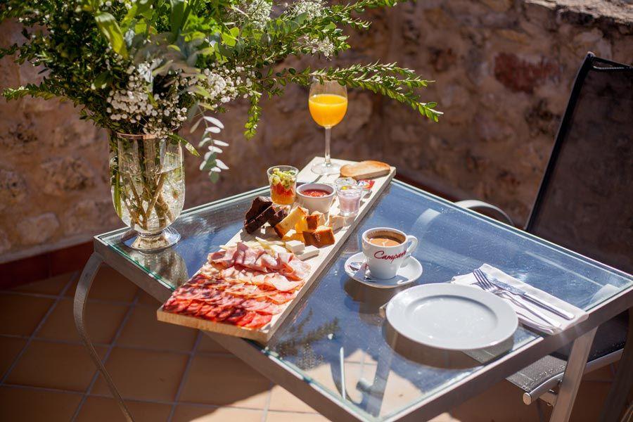 restaurante casa palacio monasterio ucles