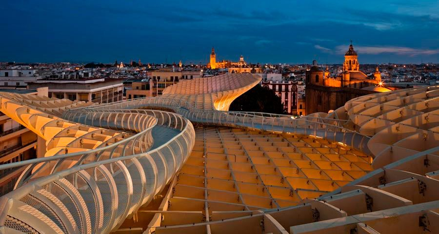 Mirador de Sevilla