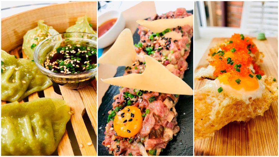 restaurante suchi beach vigo