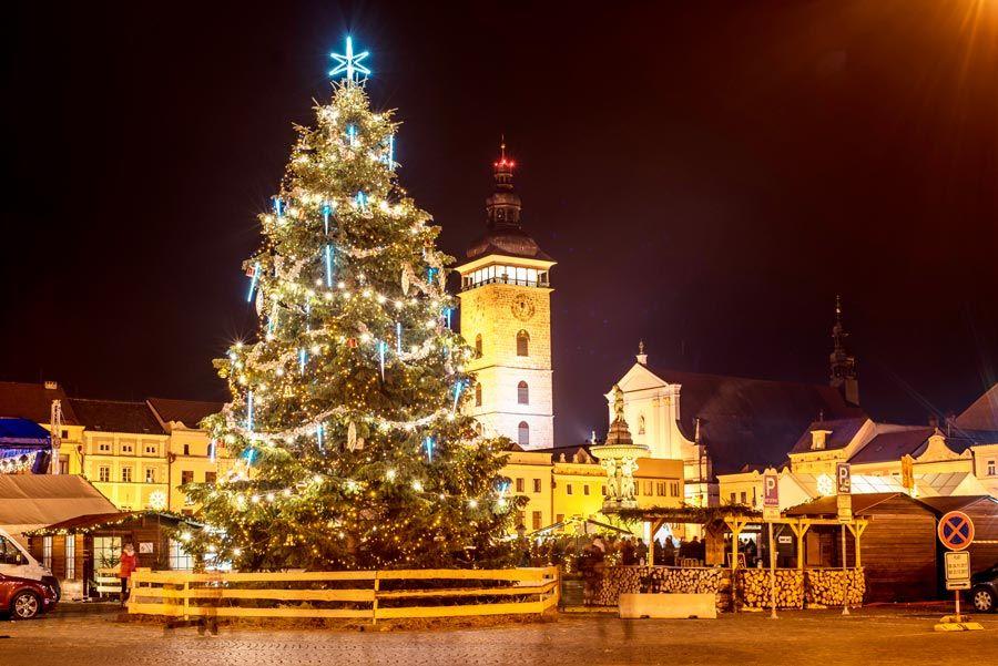 Navidad en Ceske Budejovice