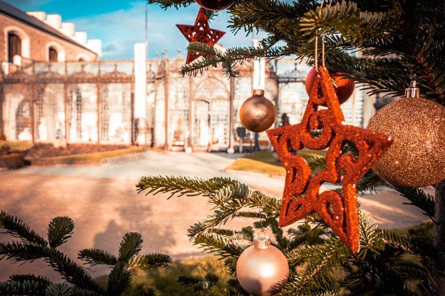adornos de navidad en la republica checa