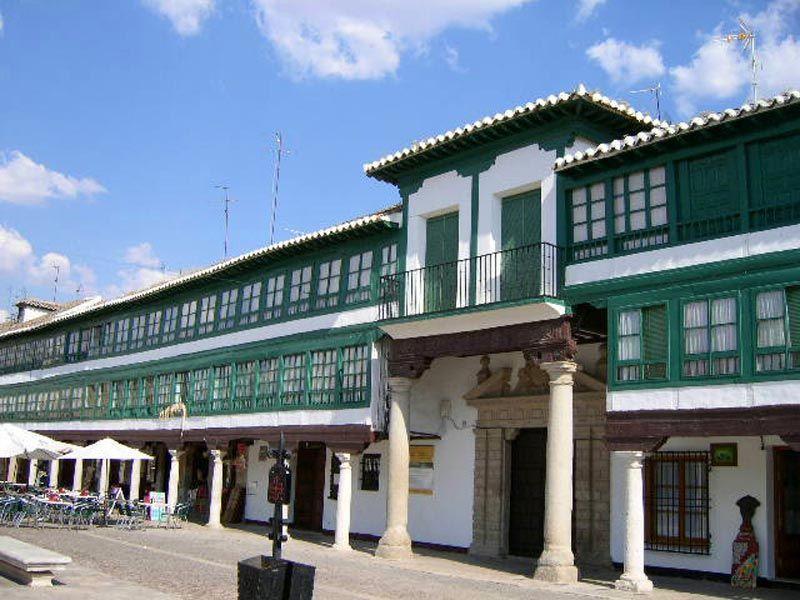 plaza mayor almagro ciudad real