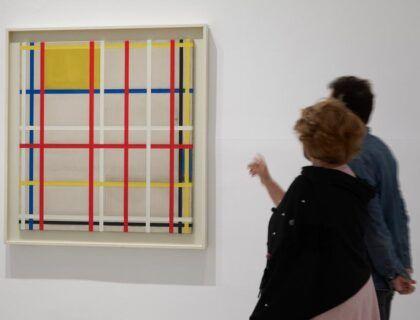 New York City de Mondrian expo reina sofia