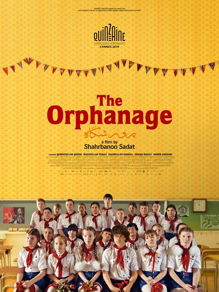 The Orphanage pelicula danesa