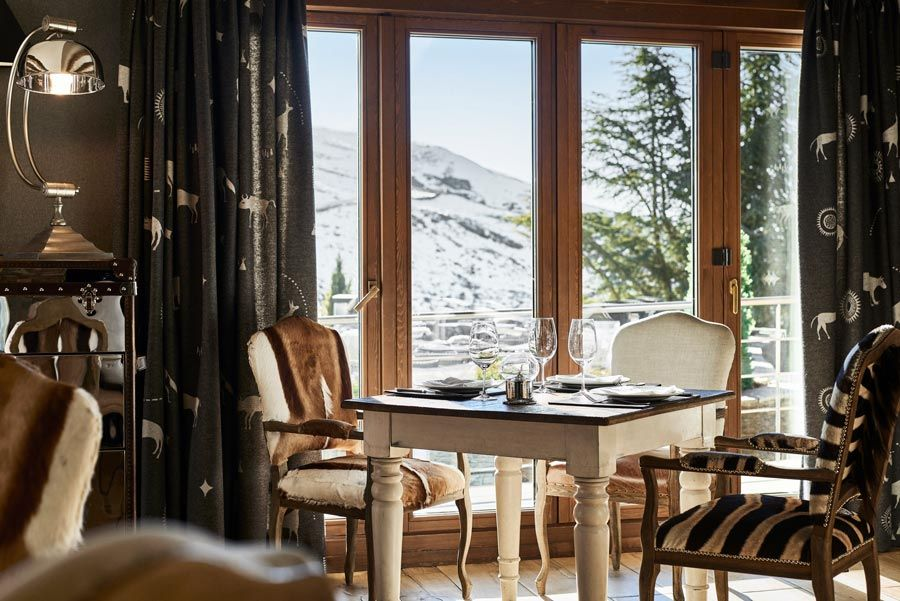 the grill restaurante del lodge hotel