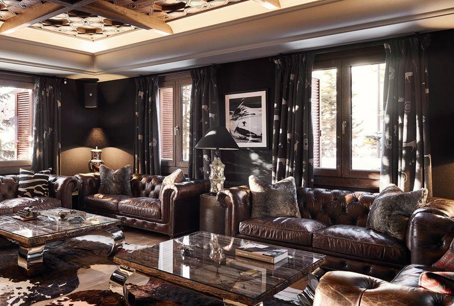 lounge sale de relax en El Lodge