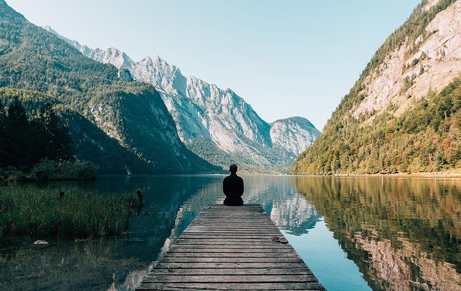 meditacion en entornos naturales