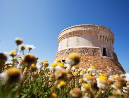 torre vigia de fornells una visita original en menorca