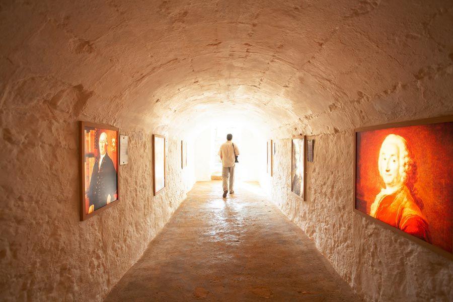 Fuerte Marlborough una  de las visitas originales en Menorca