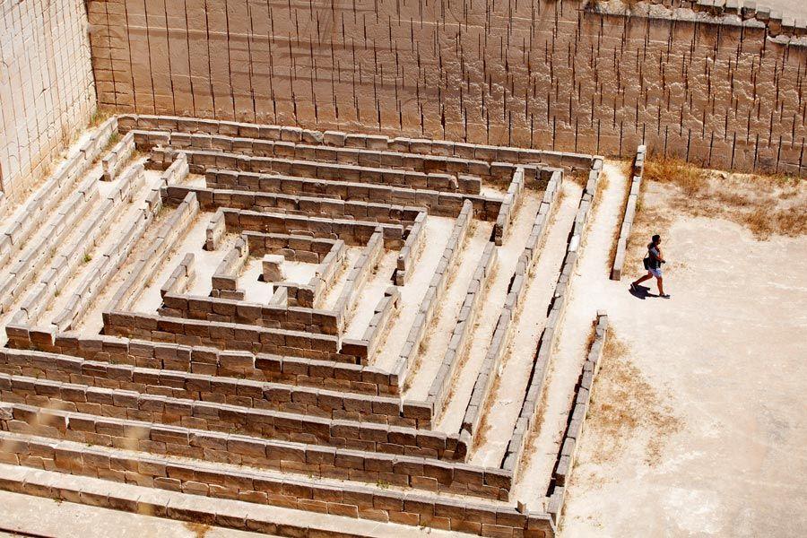 lithica una de las visitas originales en Menorca