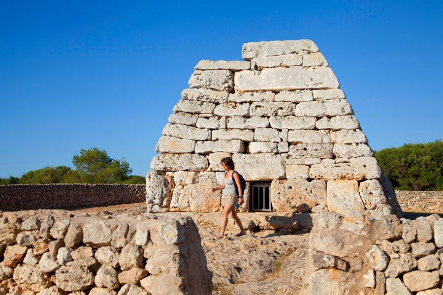 naveta des tudons lugares sorprendentes de Menorca