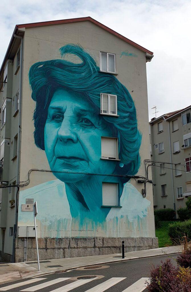 mural ostreira de a pedra
