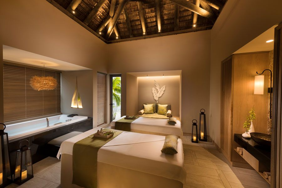spa de hotel de lujo