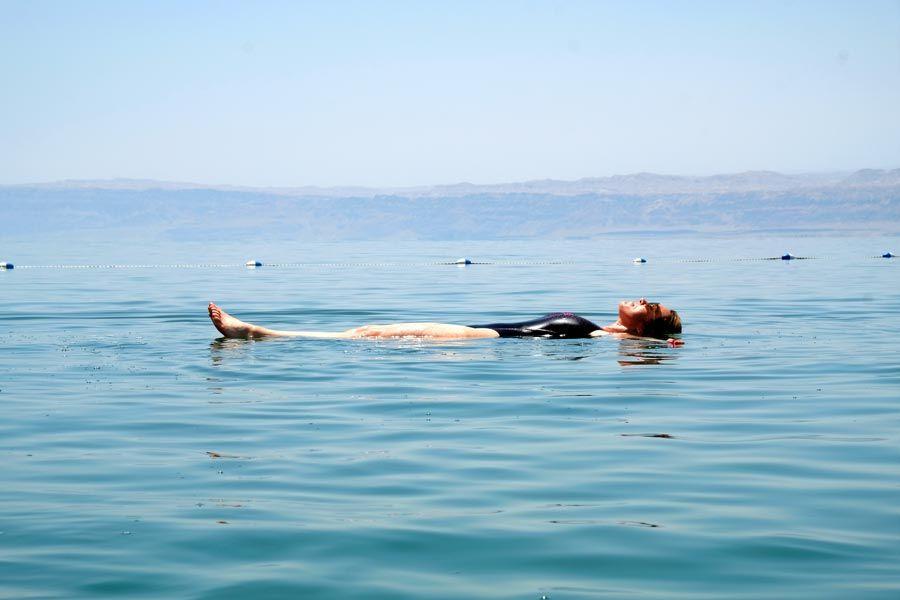 mar muerto de jordania