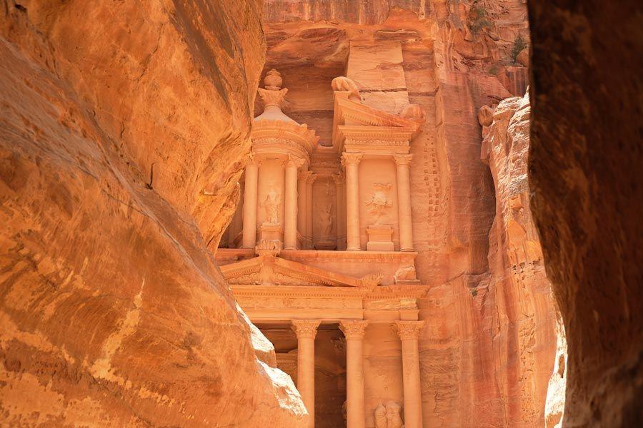 tesoro de petra imprescindible de jordania